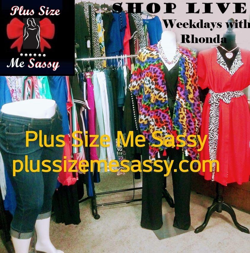 Sassy Plus Sizes up to 5x