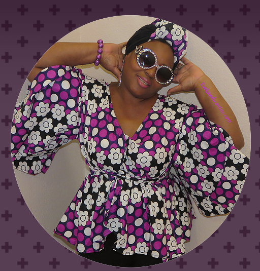 Plus Size African Prints